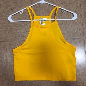 BUNDLE; Crop tank tops (7)